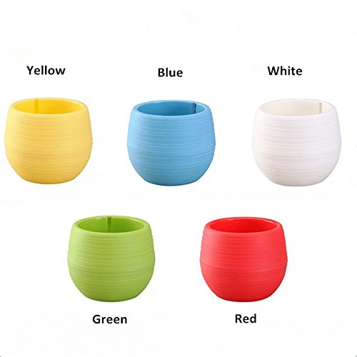 NERLMIAY Plant Flower Pots