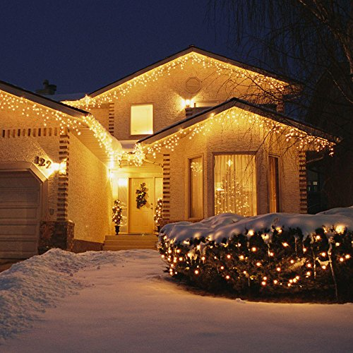 Taotronics Dimmable Led String Lights 100 Leds Le 33 Ft Copper Wire For Indoor